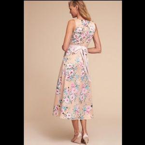 BHLDN Dresses - NWT BHLDN Floral Manon Dress